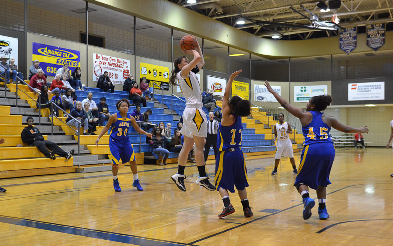 10th LSUS Lady Pilots vs. Jarvis Christain Photo