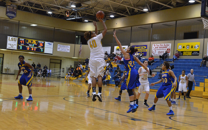 11th LSUS Lady Pilots vs. Jarvis Christain Photo