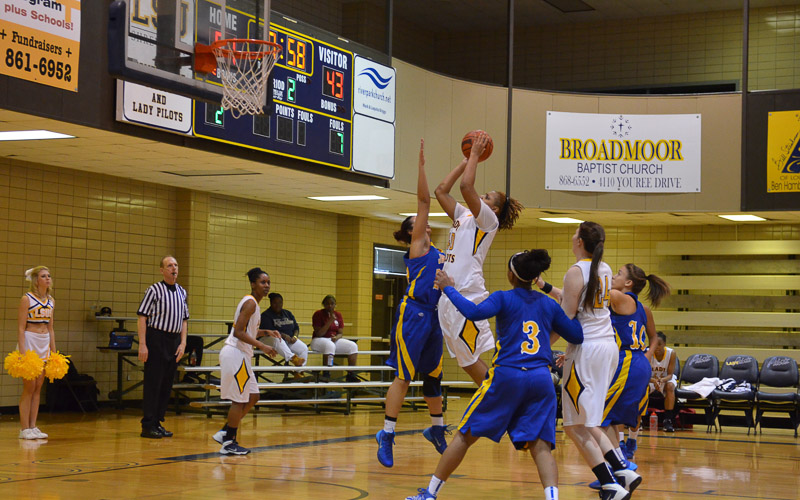 12th LSUS Lady Pilots vs. Jarvis Christain Photo