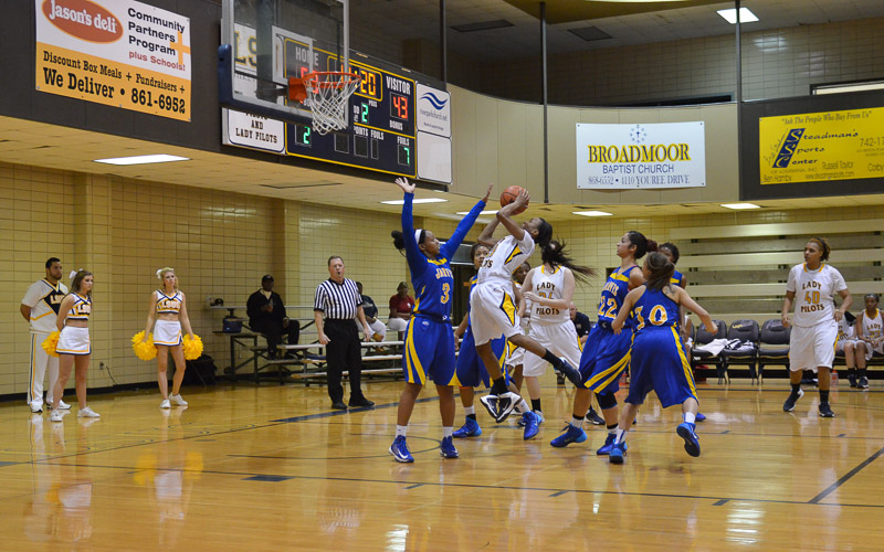 14th LSUS Lady Pilots vs. Jarvis Christain Photo