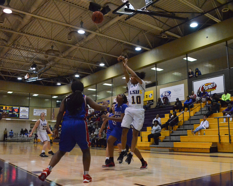 5th LSUS Women's Basketball vs Tougaloo Photo
