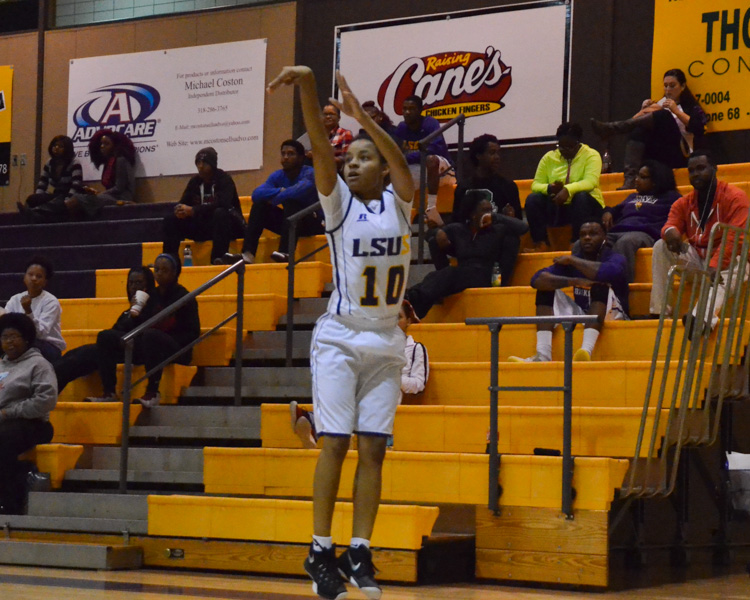 6th LSUS Women's Basketball vs Tougaloo Photo