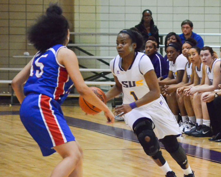 9th LSUS Women's Basketball vs Tougaloo Photo