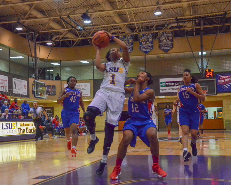 12th LSUS Women's Basketball vs Tougaloo Photo