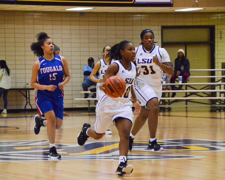 16th LSUS Women's Basketball vs Tougaloo Photo