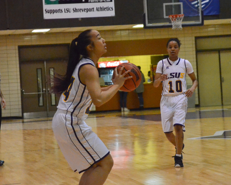 25th LSUS Women's Basketball vs Tougaloo Photo