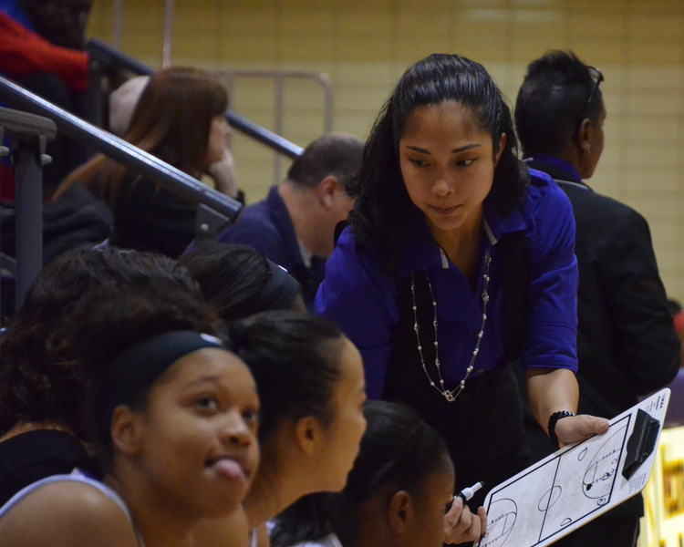 28th LSUS Women's Basketball vs Tougaloo Photo