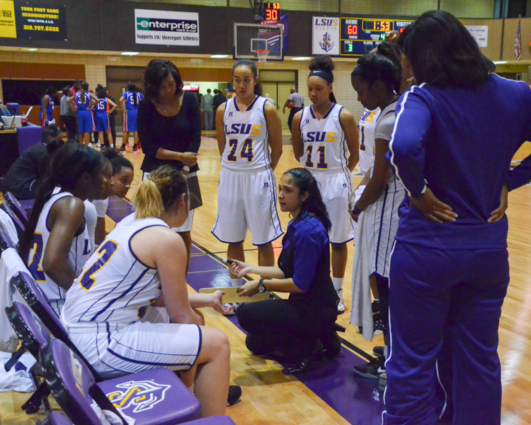 29th LSUS Women's Basketball vs Tougaloo Photo