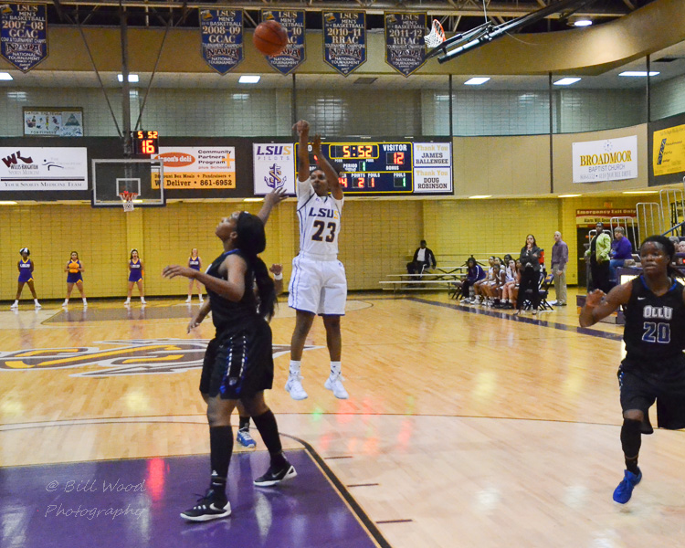 5th LSUS Women's Basketball vs OLLU Photo