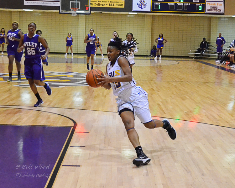 1st LSUS Women's Basketball vs Wiley Photo