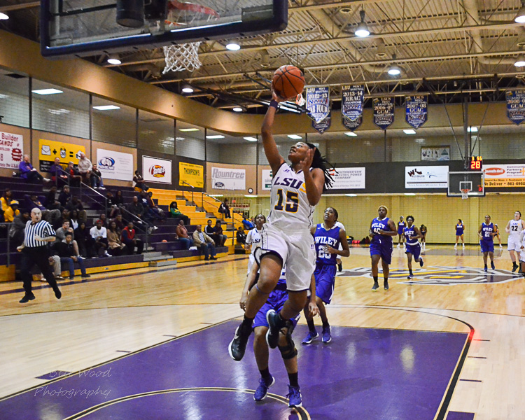 4th LSUS Women's Basketball vs Wiley Photo