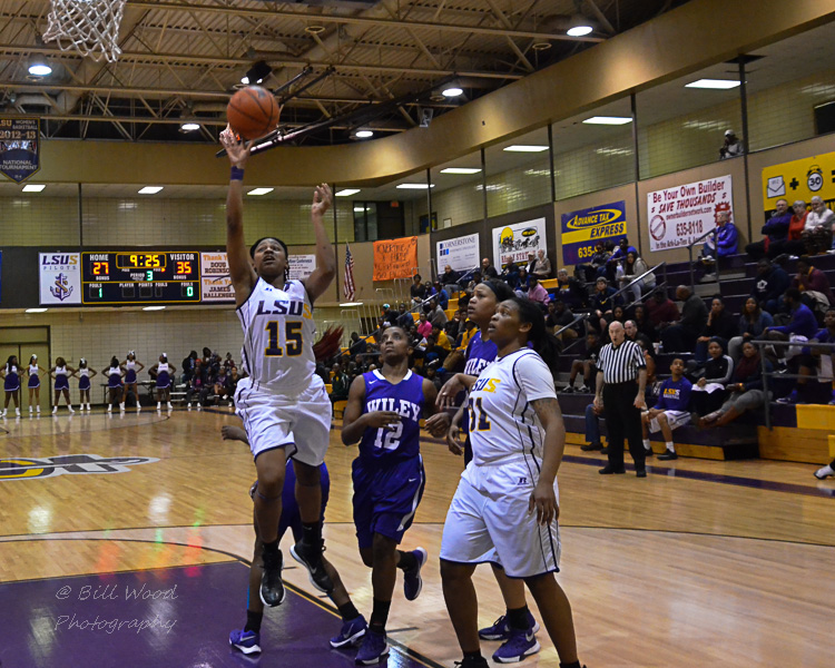 5th LSUS Women's Basketball vs Wiley Photo