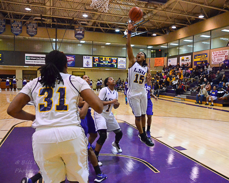 6th LSUS Women's Basketball vs Wiley Photo