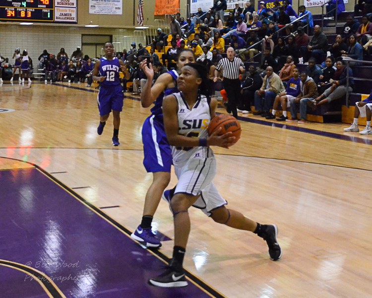 7th LSUS Women's Basketball vs Wiley Photo
