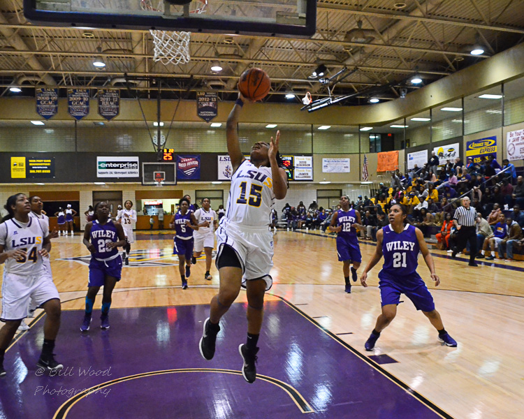 8th LSUS Women's Basketball vs Wiley Photo