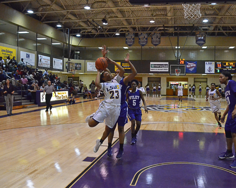 10th LSUS Women's Basketball vs Wiley Photo
