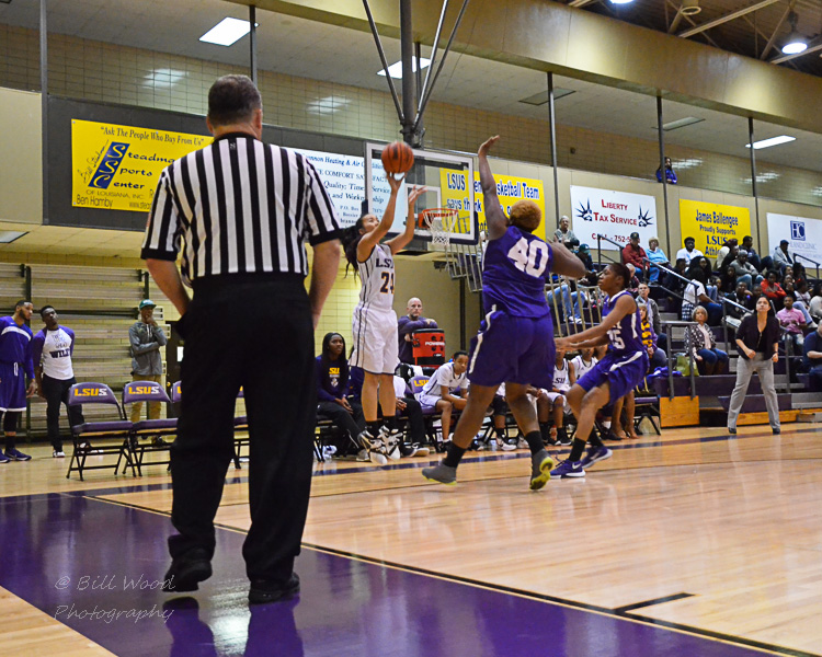 11th LSUS Women's Basketball vs Wiley Photo