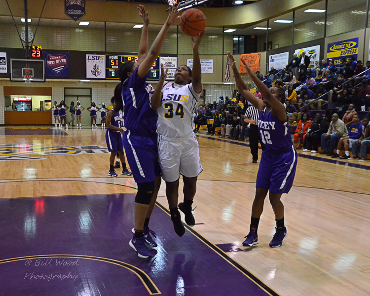 15th LSUS Women's Basketball vs Wiley Photo