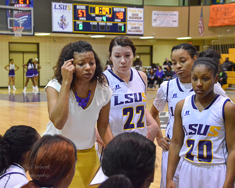 20th LSUS Women's Basketball vs Wiley Photo