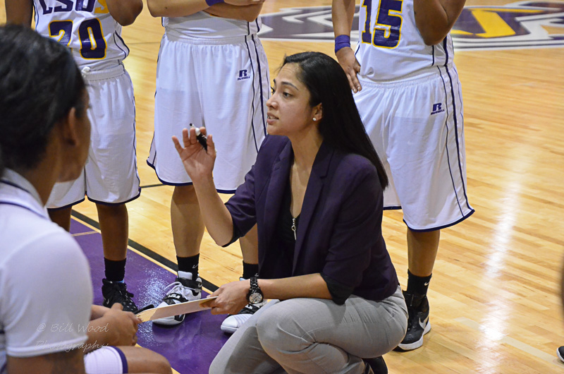 23rd LSUS Women's Basketball vs Wiley Photo