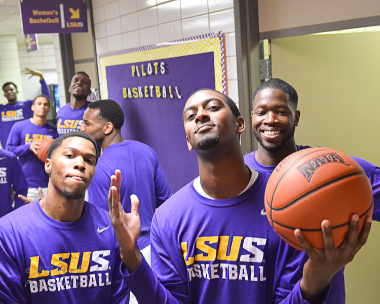 3rd LSUS Men's Basketball vs LSUA Generals Photo