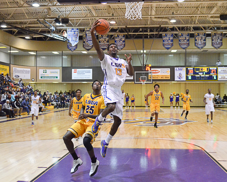 6th LSUS Men's Basketball vs LSUA Generals Photo