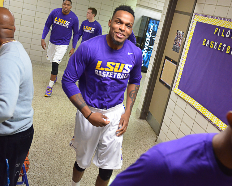 7th LSUS Men's Basketball vs LSUA Generals Photo
