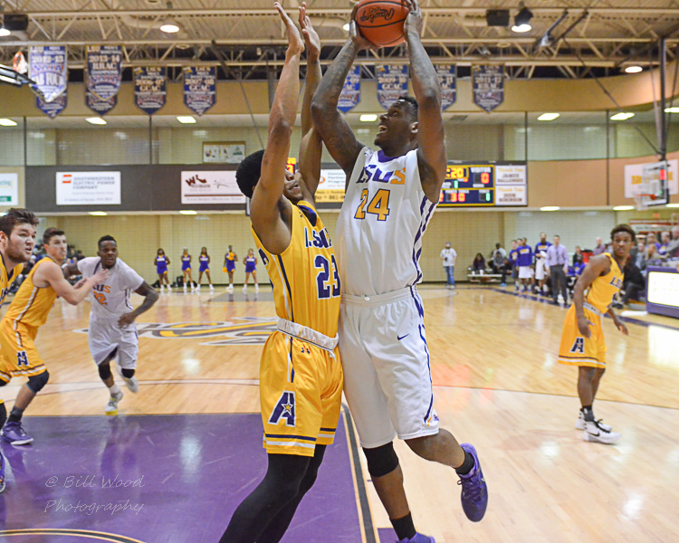 9th LSUS Men's Basketball vs LSUA Generals Photo