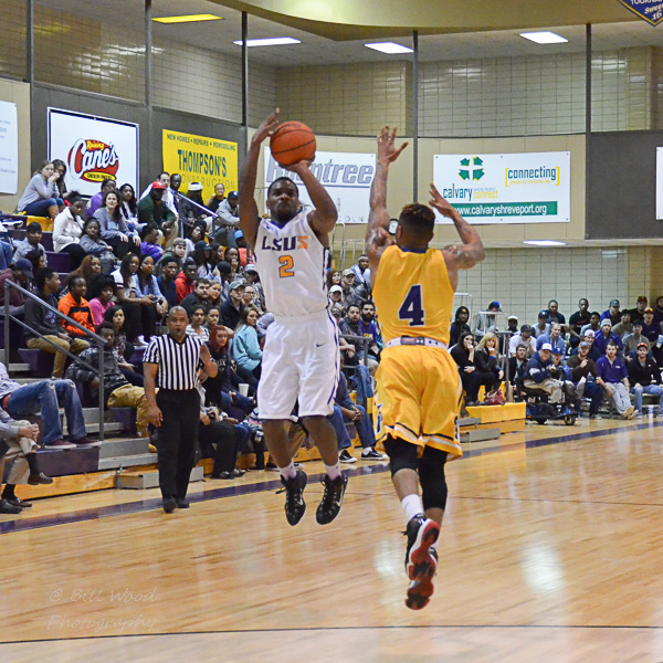 13th LSUS Men's Basketball vs LSUA Generals Photo