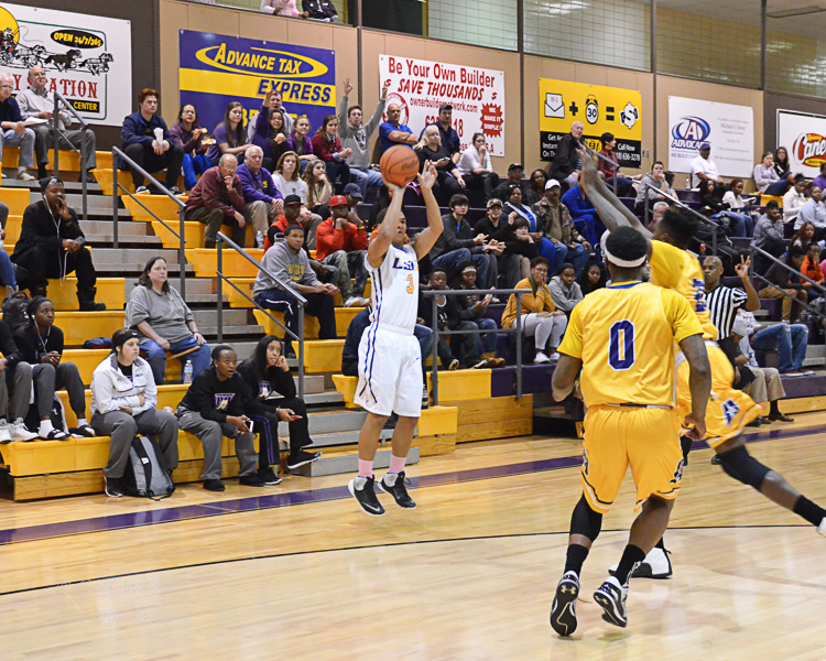 19th LSUS Men's Basketball vs LSUA Generals Photo