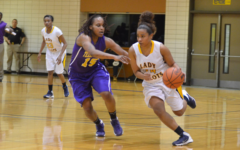 2nd LSUS Lady Pilots vs. Texas College Photo