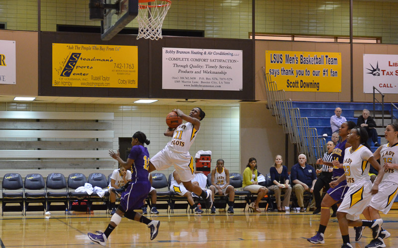 4th LSUS Lady Pilots vs. Texas College Photo
