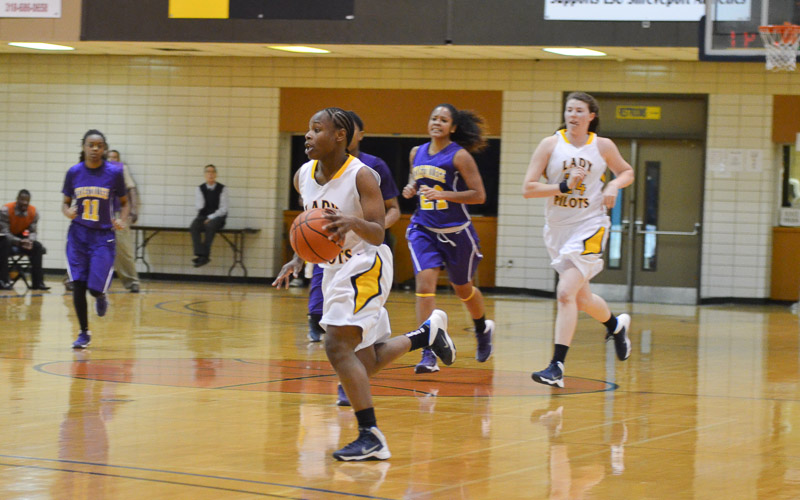 6th LSUS Lady Pilots vs. Texas College Photo