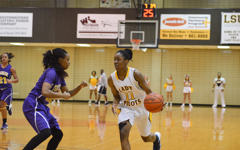 13th LSUS Lady Pilots vs. Texas College Photo