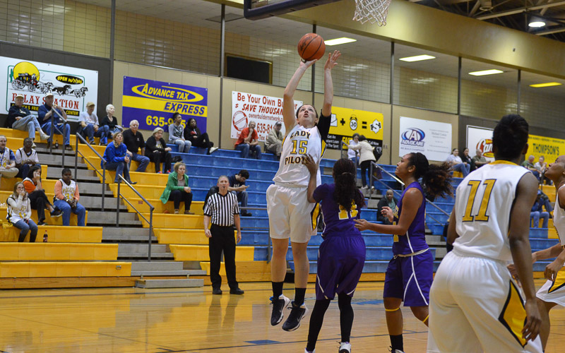 15th LSUS Lady Pilots vs. Texas College Photo