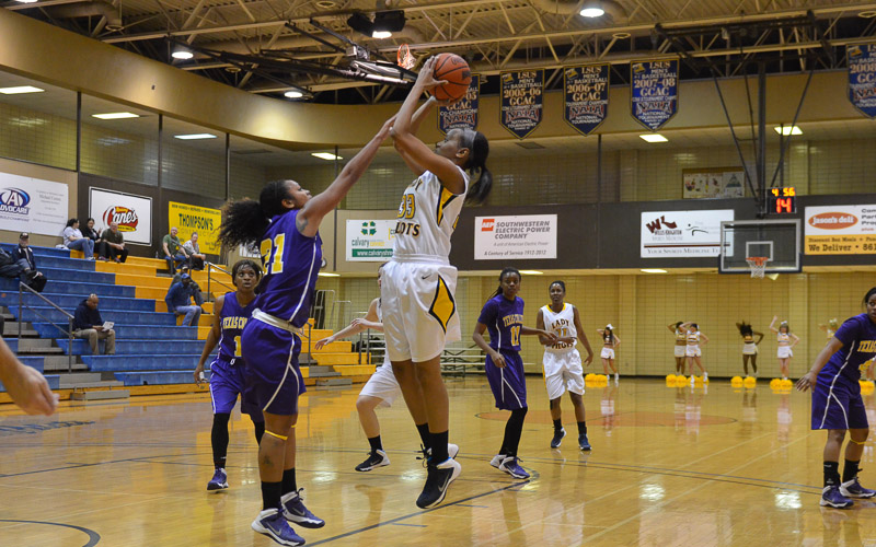 16th LSUS Lady Pilots vs. Texas College Photo