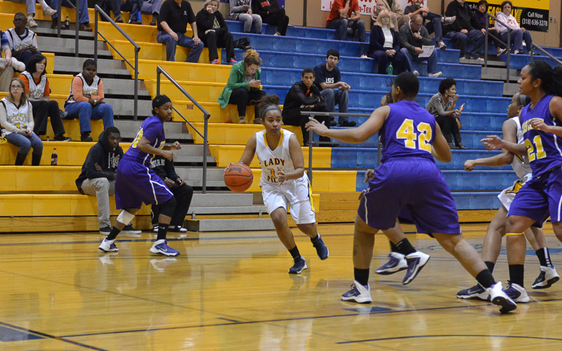 17th LSUS Lady Pilots vs. Texas College Photo