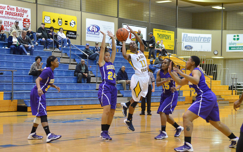 18th LSUS Lady Pilots vs. Texas College Photo