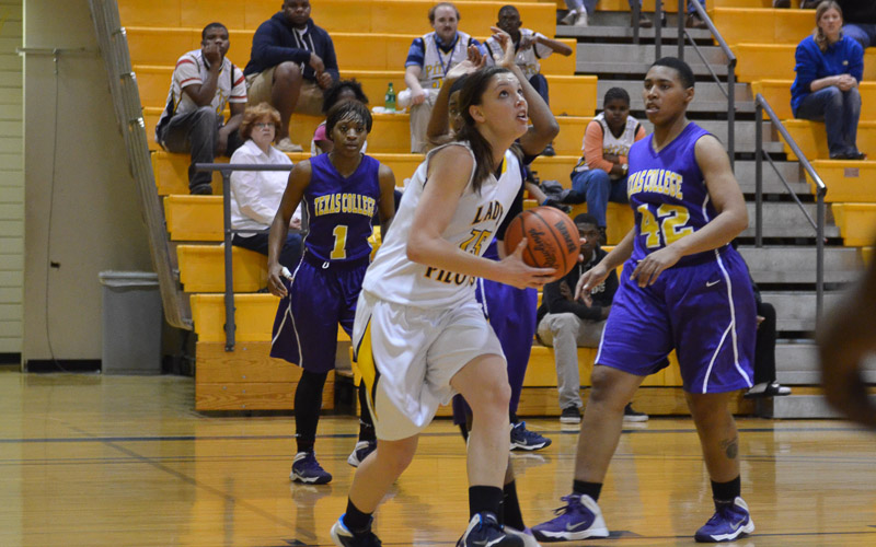 19th LSUS Lady Pilots vs. Texas College Photo
