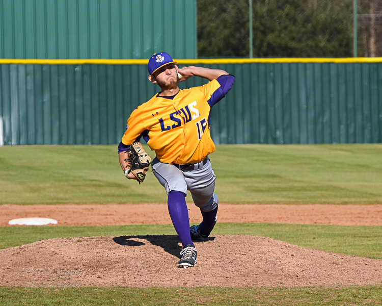3rd LSUS Baseball vs Oklahoma City U.  Photo
