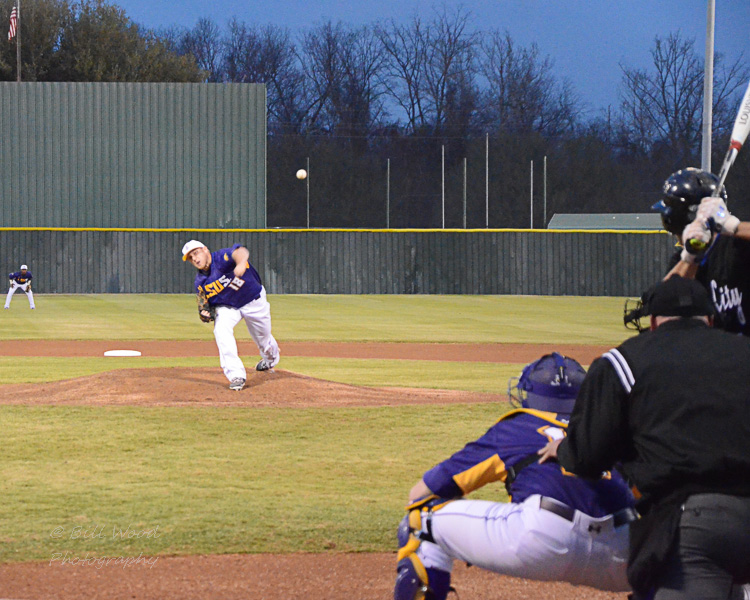 5th LSUS Baseball vs Oklahoma City U.  Photo