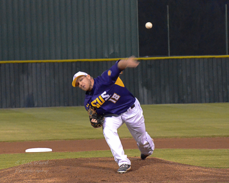 6th LSUS Baseball vs Oklahoma City U.  Photo