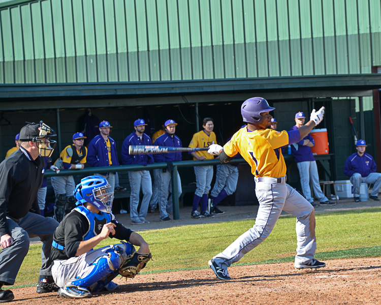 12th LSUS Baseball vs Oklahoma City U.  Photo