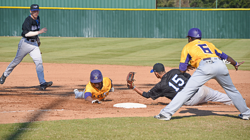 14th LSUS Baseball vs Oklahoma City U.  Photo