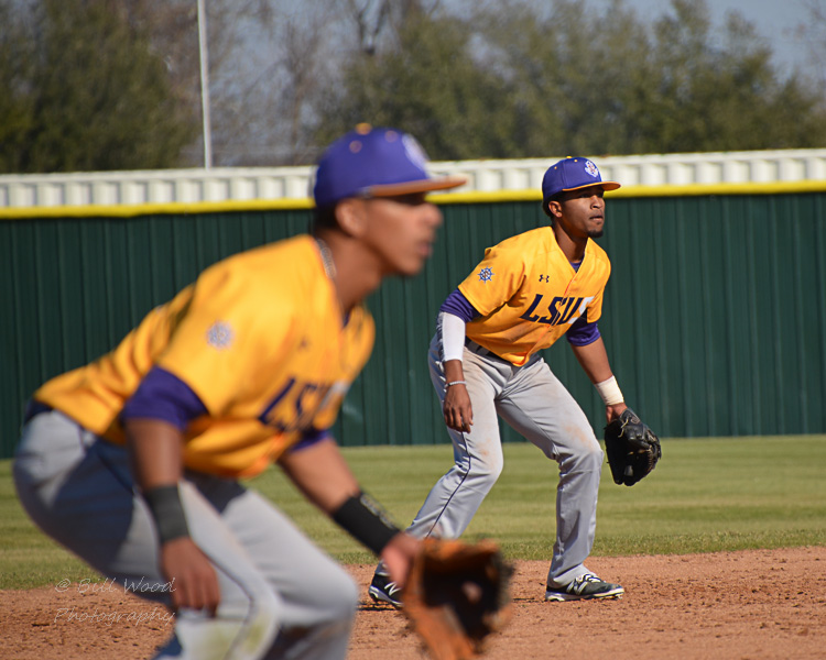 19th LSUS Baseball vs Oklahoma City U.  Photo