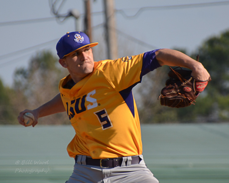 25th LSUS Baseball vs Oklahoma City U.  Photo
