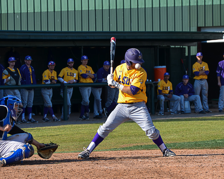 28th LSUS Baseball vs Oklahoma City U.  Photo