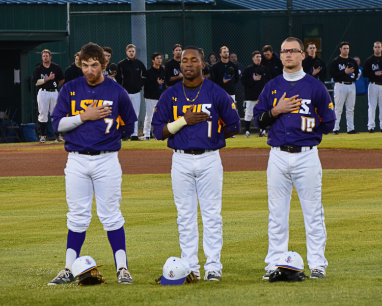 34th LSUS Baseball vs Oklahoma City U.  Photo