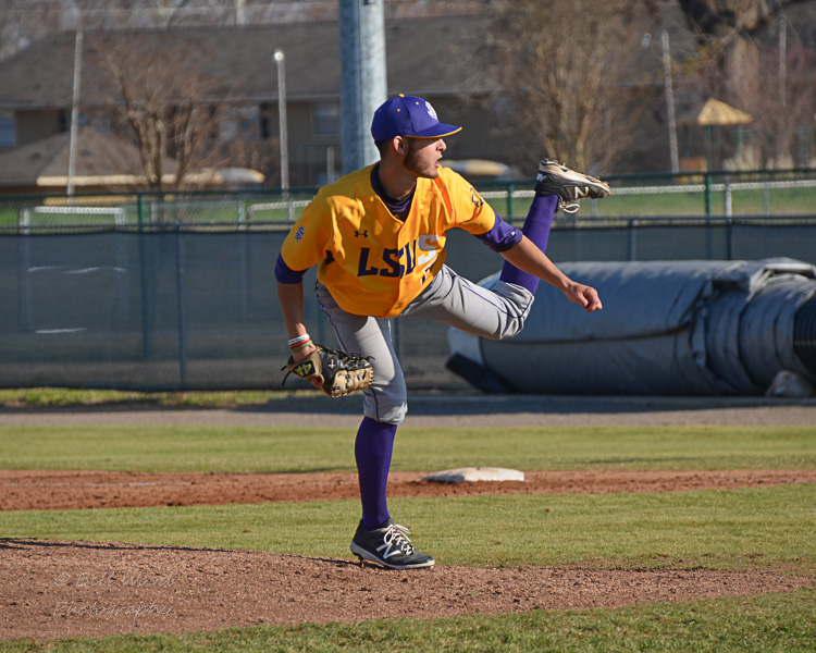 36th LSUS Baseball vs Oklahoma City U.  Photo