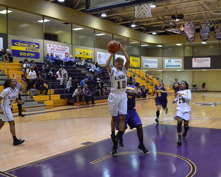 1st LSUS Women's Basketball vs Paul Quinn Photo